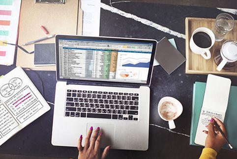 Thực hành kế toán trên Excel