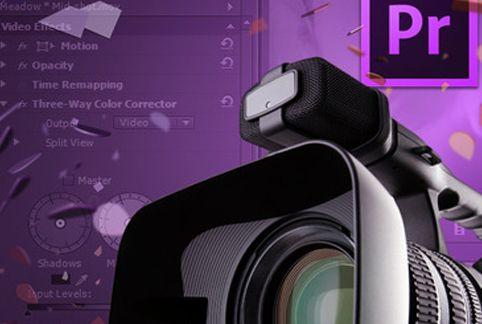 Dựng phim chuyên nghiệp với Adobe Premiere cho ngành truyền thông