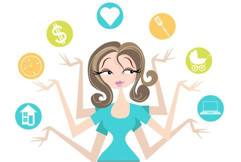 Bí quyết cân bằng cuộc sống của phụ nữ hiện đại