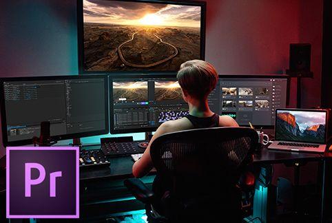 Dựng Video truyền thông với Adobe Premiere Pro CC 2017