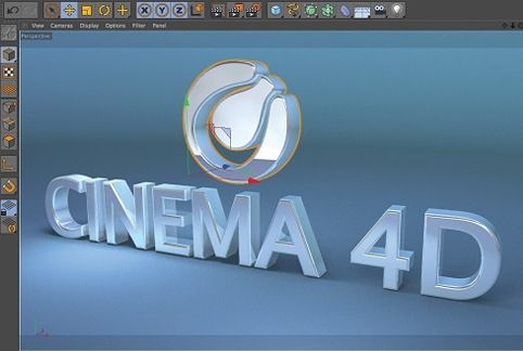 Model sản phẩm Animation với Cinema 4D